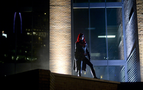 BATWOMAN: 'Who Are You?' Photos