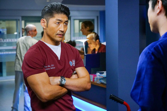 Chicago Med Brian Tee