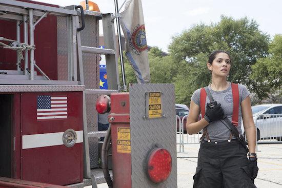 Chicago Fire Stella Job