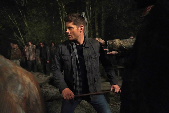 Supernatural Jensen Ackles Final Season