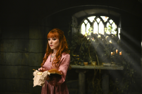 Supernatural Ruth Connell interview