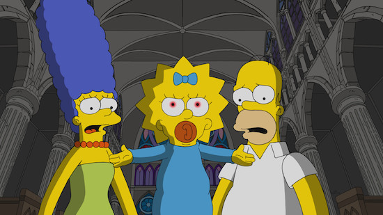 The Simpsons, Batwoman, The Rookie
