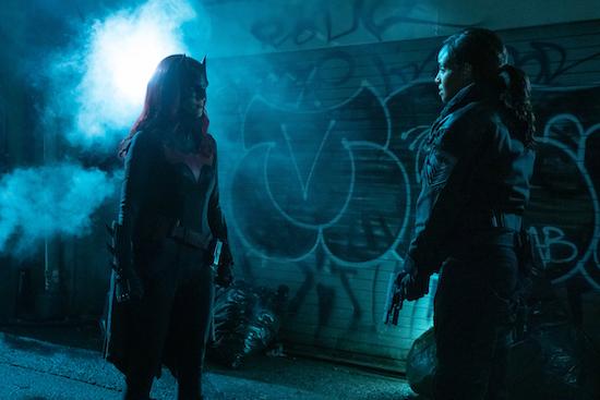 Batwoman Kate Sophie Spoilers