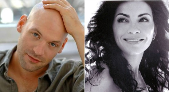 BILLIONS: Julianna Margulies Corey Stoll