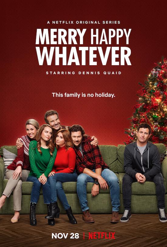 Merry Happy Whatever Netflix