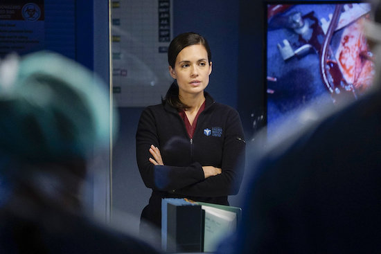 Chicago Med fall finale 2019 spoilers