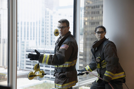 Chicago Fire Stella trouble
