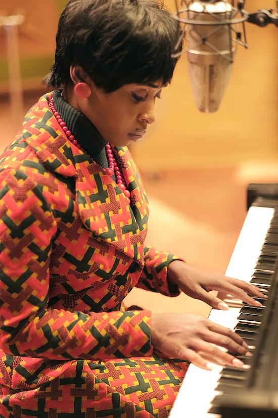 Cynthia Erivo Aretha Franklin