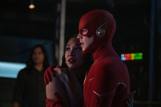 The CW Renews THE FLASH