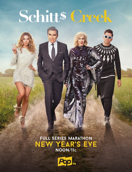 SCHITT'S CREEK retrospective