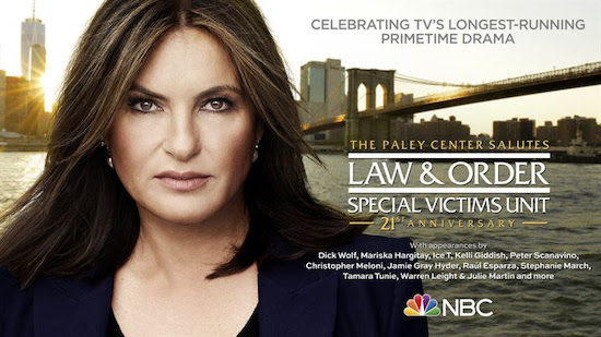 DEPUTY and THE PALEY CENTER SALUTES LAW & ORDER: SVU