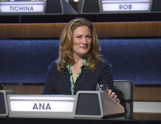 Prodigal Son Ana Gasteyer