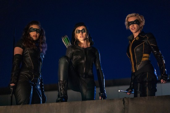 ARROW, FBI, LEGENDS OF TOMORROW