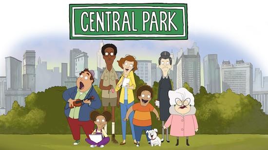 Central Park Molly recast
