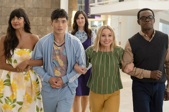 THE GOOD PLACE: 'Patty' Photos