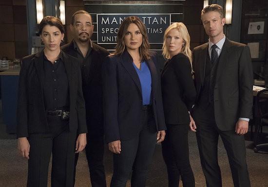 Law & Order SVU Season 22