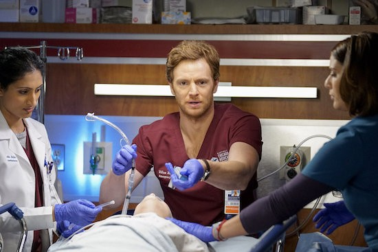 CHICAGO MED Manstead 2020