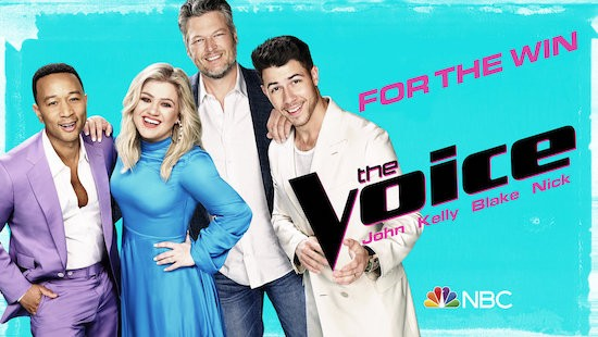 The Voice season 18 remote shows