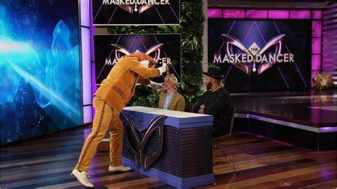 The Masked Dancer Fox