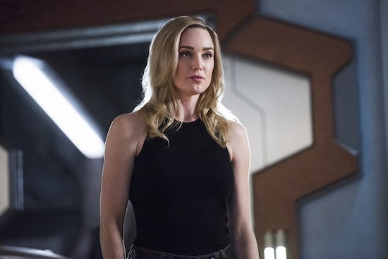 Legends of Tomorrow aliens