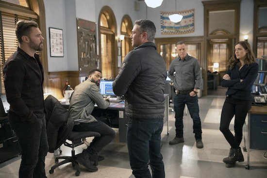 CHICAGO FIRE, SEAL TEAM, CHICAGO P.D.