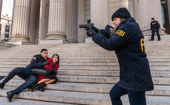THE FLASH, FBI, LEGENDS OF TOMORROW