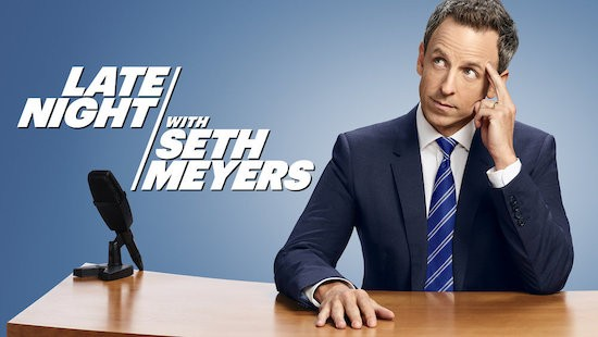 Seth Meyers Closer Look online