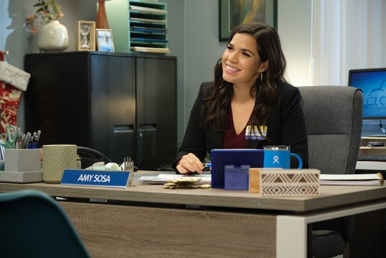 Superstore Amy Exit