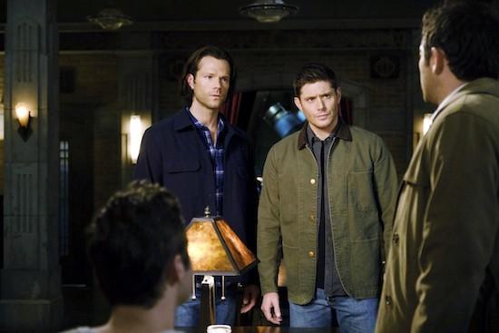 Supernatural hiatus