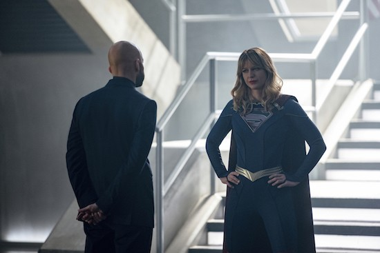 Supergirl final season premiere date