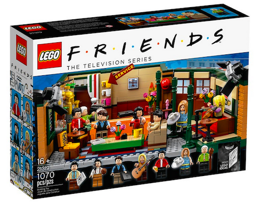 TV Themed LEGO Sets