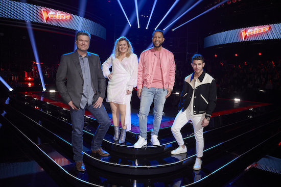 THE VOICE Final Knockout Round Lineup!