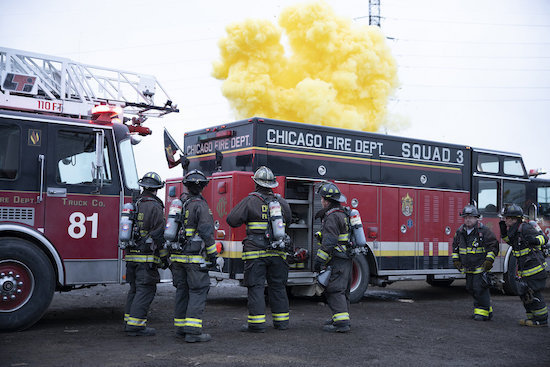 CHICAGO FIRE Season 8 finale spoilers