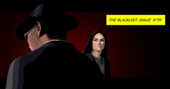The Blacklist animated