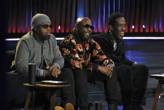 Songland Boyz II Men