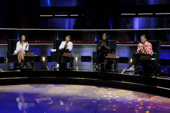 THE VOICE and SONGLAND