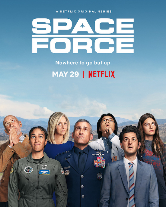 Space Force podcast