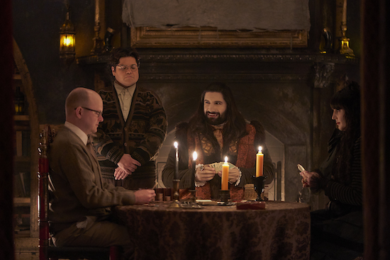 WHAT WE DO IN THE SHADOWS renewed