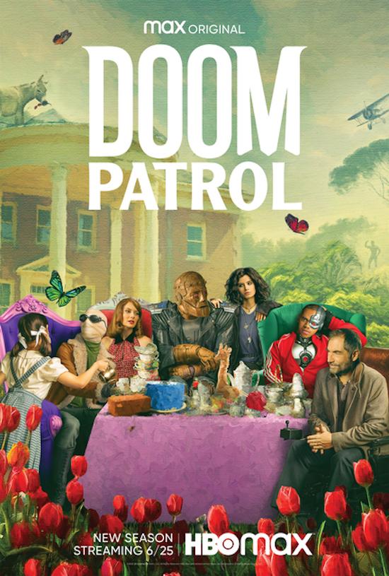 Doom Patrol Season 2 Poster