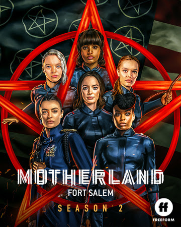 Motherland: Fort Salem renewed