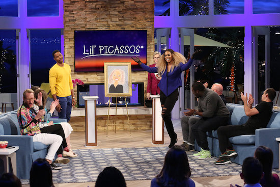 HOLLYWOOD GAME NIGHT, CELEBRITY FAMILY FEUD, PRESS YOUR LUCK