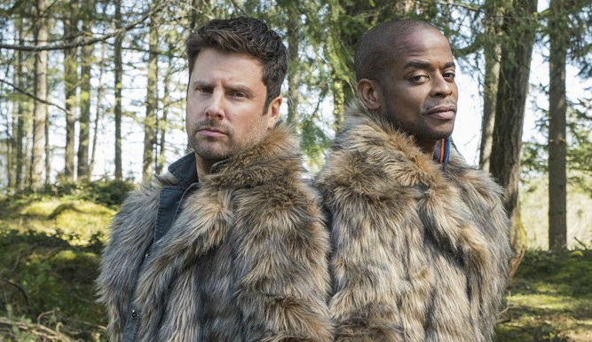 Watch Psych Movie Sequel