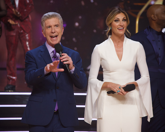 Tom Bergeron DANCING WITH THE STARS exit