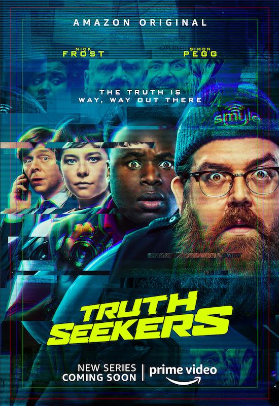 Truth Seekers teaser