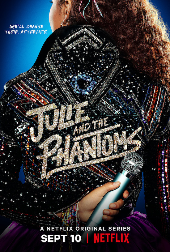 JULIE AND THE PHANTOMS Edge of Great