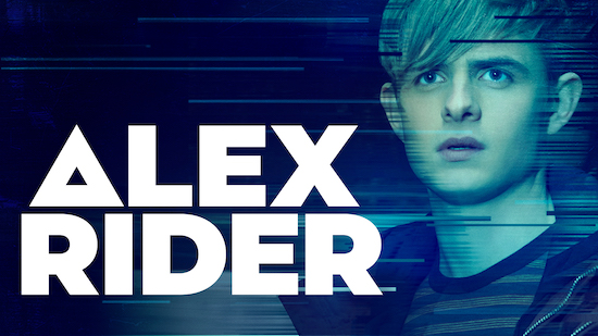 Alex Rider tv series