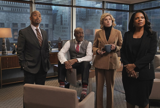THE GOOD FIGHT BET