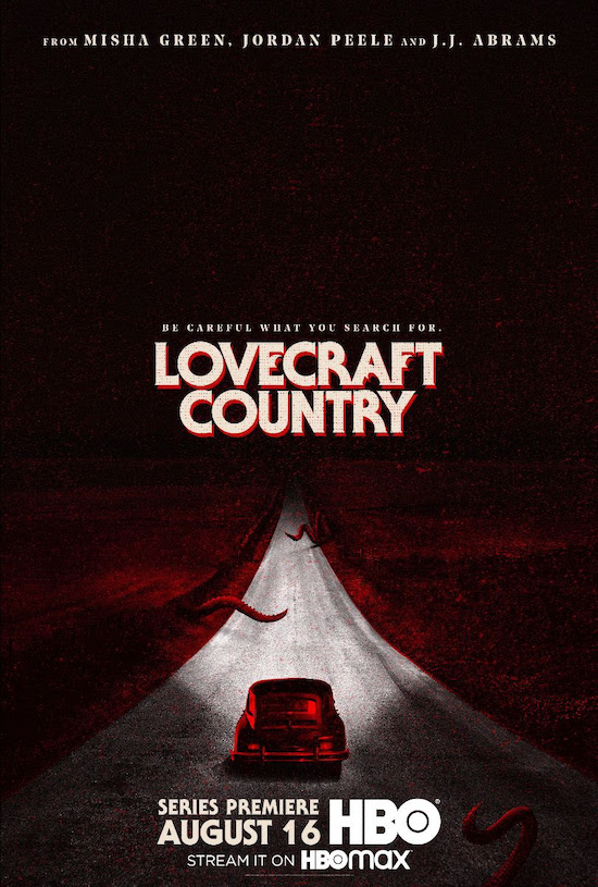 LOVECRAFT COUNTRY series premiere date