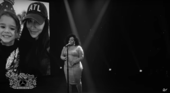 Amber Riley Naya Rivera Tribute