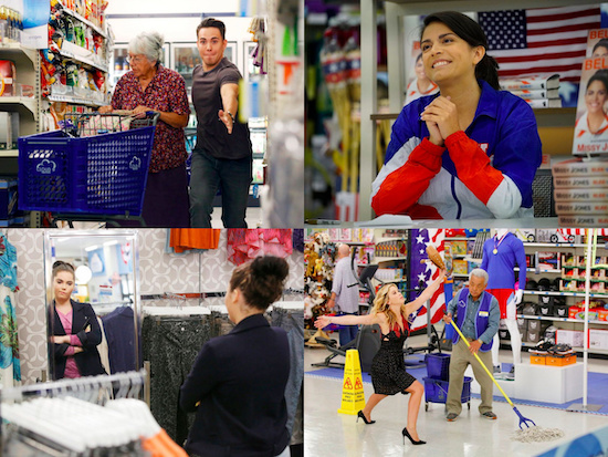 Superstore Olympics explained